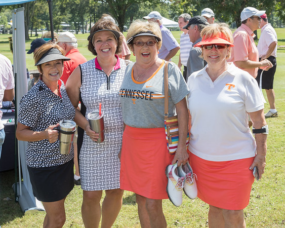 Bluegrass Country Club New Greens Ribbon Cutting - September 15, 2017