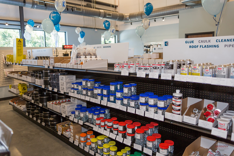 Kenny Pipe & Supply Ribbon Cutting - August 17, 2017