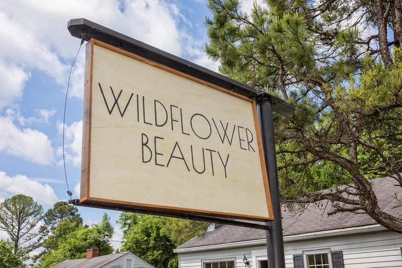 Wildflower Beauty Ribbon Cutting - May 25, 2017