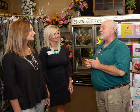 Brown's Florist 50th Anniversary Celebration - July 17, 2018