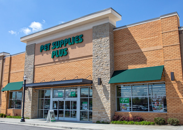 Pet Supplies Plus Ribbon Cutting - April 4, 2018