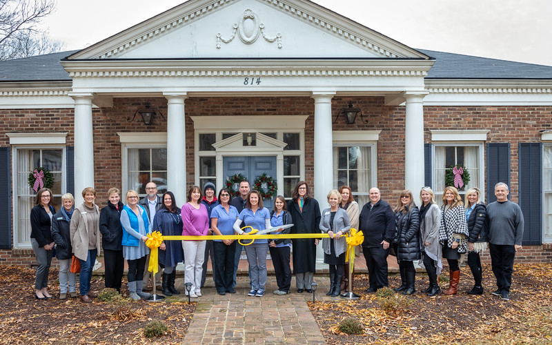 Trinity Assisted Living Ribbon Cutting - November 28, 2018