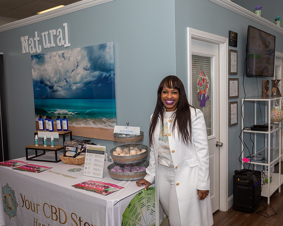 Your CBD Store Ribbon Cutting - March 20, 2019