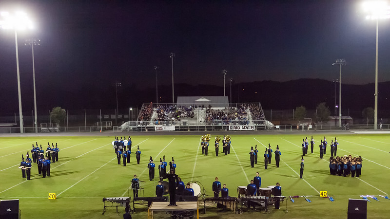 Station Camp Marching Invitational 2013 - Antioch