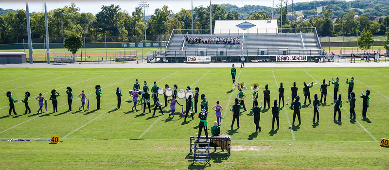 Station Camp Marching Invitational 2013 - Hillwood
