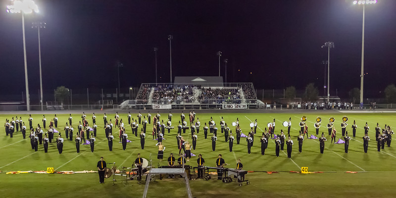 Station Camp Marching Invitational 2013 - Hendersonville