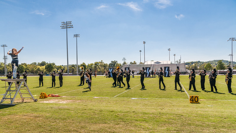 Station Camp Marching Invitational 2013 - Loretto