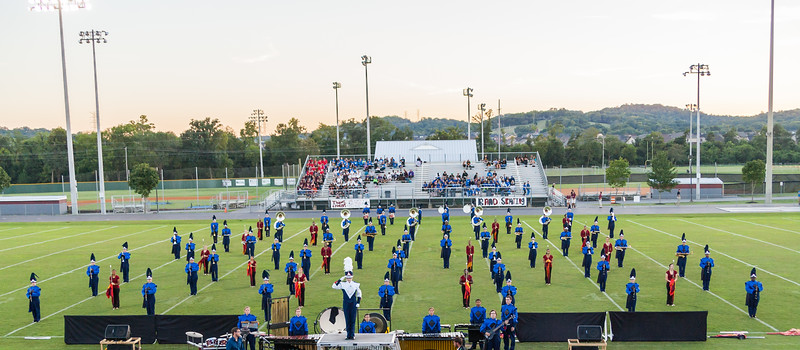 Station Camp Marching Invitational 2013 - Oakland