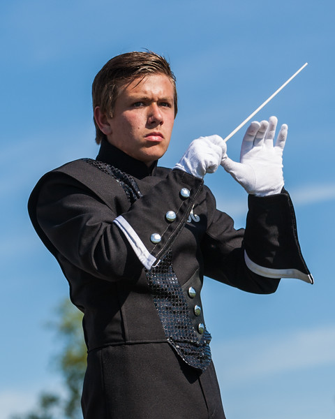 Station Camp Marching Invitational 2013 - White House