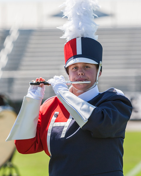 Station Camp Marching Invitational 2013 - White House Heritage