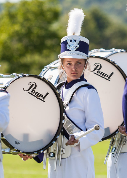 Station Camp Marching Invitational 2013 - Watertown