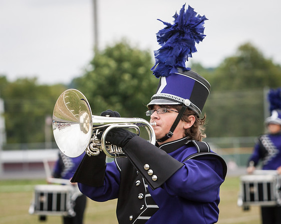 Station Camp Marching Invitational 2014 - Watertown