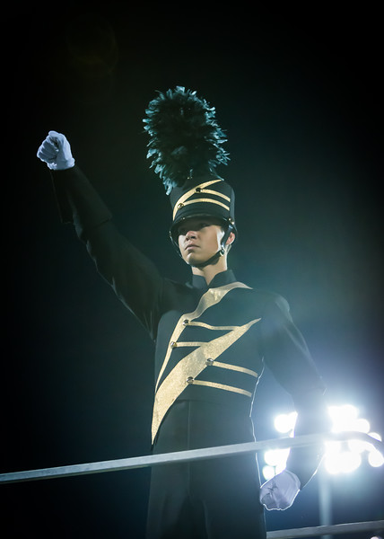 Station Camp Marching Invitational 2014 - Wilson Central