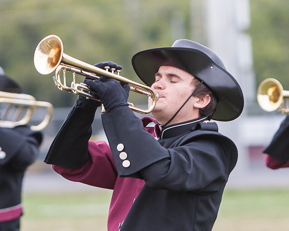 Station Camp Marching Invitational 2014 - East Robertson