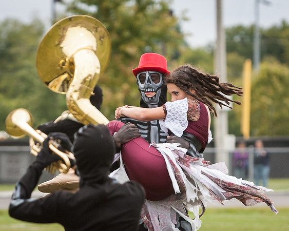 Station Camp Marching Invitational 2014 - Beech