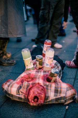 Zombie Walk 2015 - Frankfurt am Main