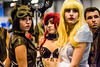 Foto Cosplay Expocomic 2016 Madrid Héroes