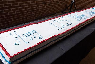 125th Anniversary Birthday Party