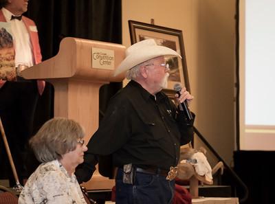 Hallford Retirement Ceremony - 06-2016