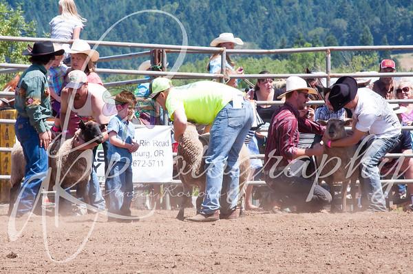 Yoncalla Rodeo 2014