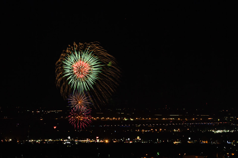 Kennewick, Washington Fourth of July 2015