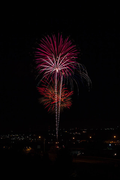Pendleton Fourth of July 2012
