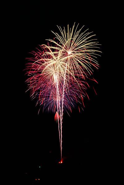 Pendleton Fourth of July 2004