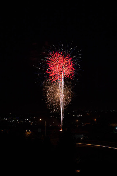 Pendleton Fourth of July 2012