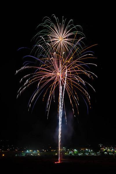 Pendleton Fourth of July 2013
