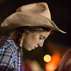 Cowgirl; Main Street, Pendleton