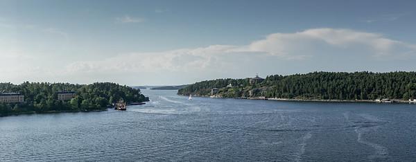 Stockholm Archipelago Panorama