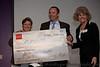 Peggy Hughes, Doug McLaughlin & Katherine Dean <br /> Annual GGBA Small Business Week Make Contact