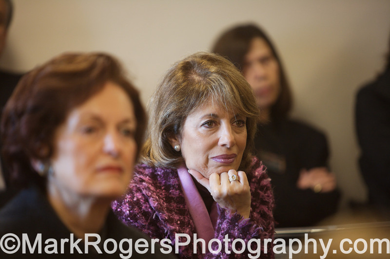 California State Senator Jackie Speier