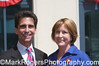 Mark Leno & SPCA President Jan McHugh Smith<br /> San Francisco SPCA 140th Anniversary Celebration