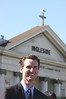 Mayor Gavin Newsom <br /> Ingleside Branch Library Ground Breaking