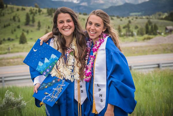 Maria's Graduation Weekend