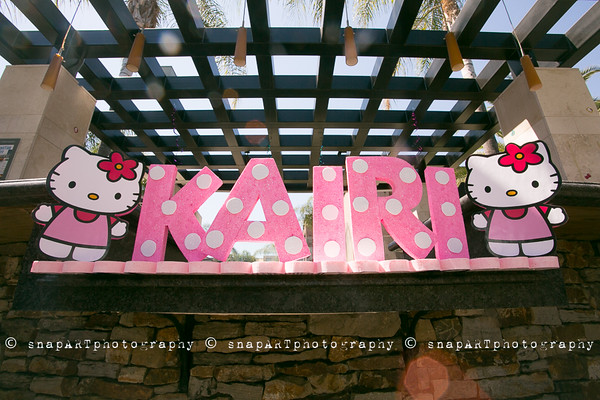 Kairi's 4th birthday