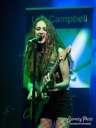 Loz Campbell @ The 02 Academy, Leeds 2018