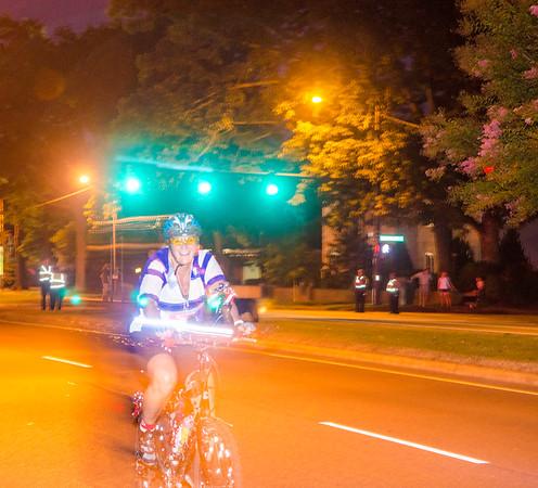Moonlight Ride Richmond 2015
