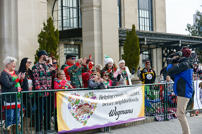 Dominion Energy Christmas Parade 2017