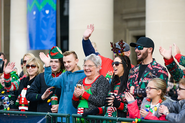 Dominion Energy Christmas Parade 2017