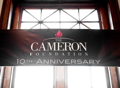 The Cameron Foundation 10th Anniversary
