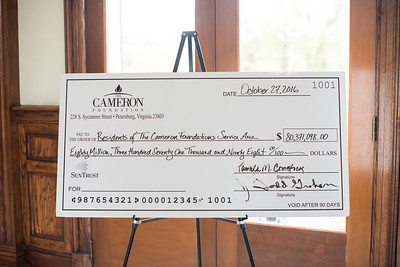 The Cameron Foundation 12th Anniversary Celebration