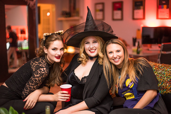 Think804 Halloween Happy Hour