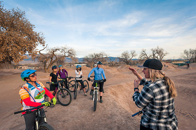 ABQ Weekly Women's MTB Clinic