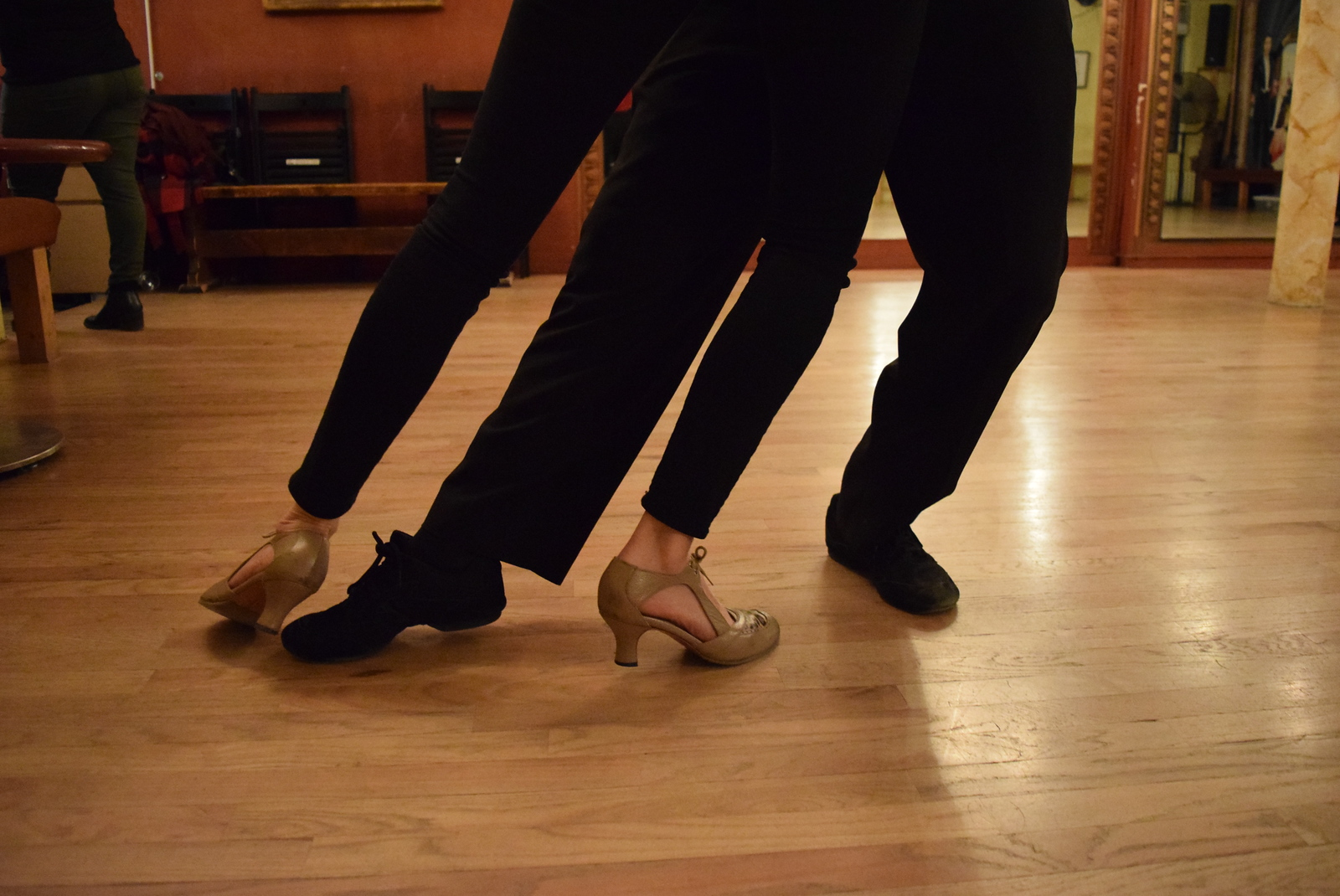 Argentine Tango Dance Lesson in New York City