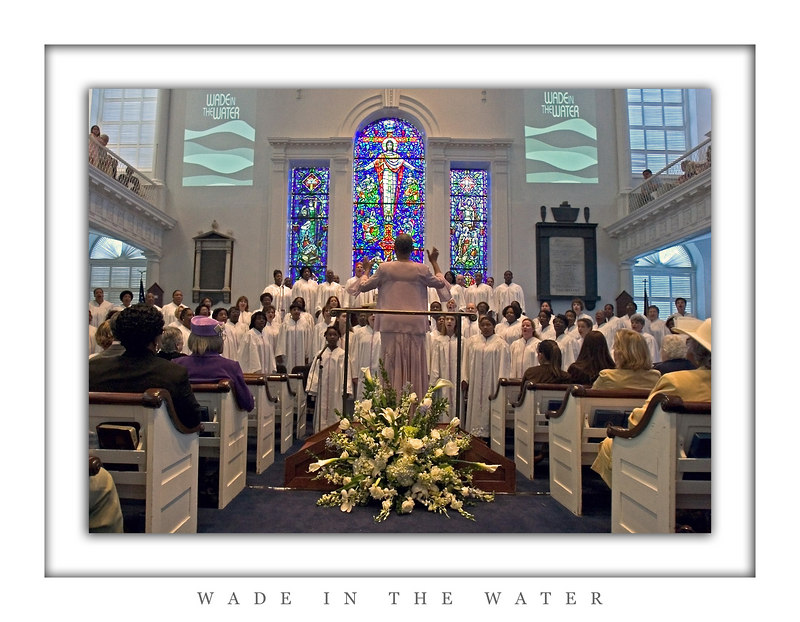 Palm Sunday Gospel Concert: Wade In The Water