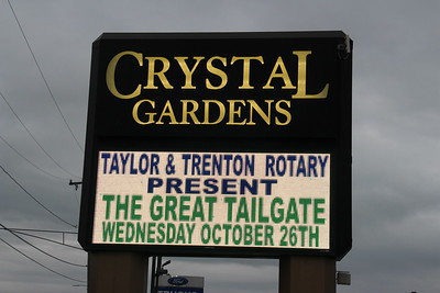 2016 10 26 Great Tailgate Party at Crystal Gardens