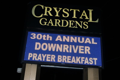 2017 12  01 Downriver Prayer Breakfast