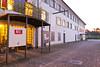 """Probebühnen und Werkstätten des """"Theater Neumarkt"""" auf der Werdinsel"""
